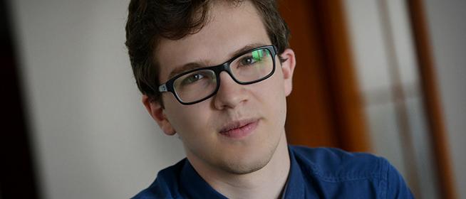 A Cambridge-i Egyetemen folytatja Boros Dániel, aki nem bánja, hogy nem a zenét választotta