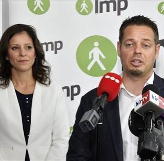 Keresztes szerint az LMP vidéki hálózatának megerősítése a párt új vezetőinek a célja