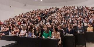 PTE 2067 - előtted a jövő: többszáz diák volt kíváncsi a konferencia előadásaira
