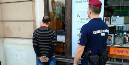 Kihegyezett léccel akart kirabolni egy sorozatrabló egy belvárosi dohányboltot