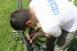 Kerékpár-gravírozási akciót tartottak Pécsett