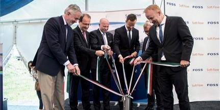 Kétmilliárdos beruházással építenek biotechnológiai központot Patacson a dánok