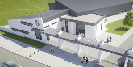 Már bontják a PVSK stadionját, épülhet az új