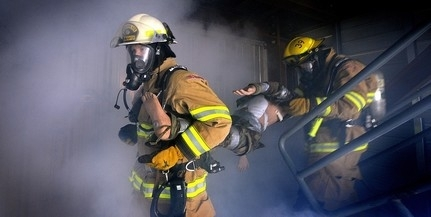 Dőlt a füst egy lakásból a Maléter Pál úton