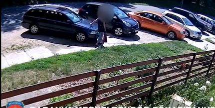 Nyolc autót is megrongált egy 69 éves pécsi nő, talán maga sem tudja, miért - Videó!