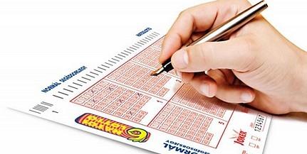 Itt vannak a hatos lottó friss és ropogós nyerőszámai