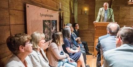 Kuriózumnak számító, középkori tantermet adtak át a Pécsi Tudományegyetemen