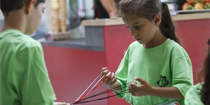 Több mint négymilliárd forint jut idén gyerekek táboroztatására