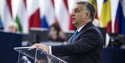 Orbán Viktor: Magyarország nem fog engedni a zsarolásnak, védeni fogja a határait