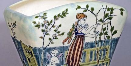 Újabb öt különleges porcelánritkasággal gazdagodott a pécsi Gyugyi-gyűjtemény