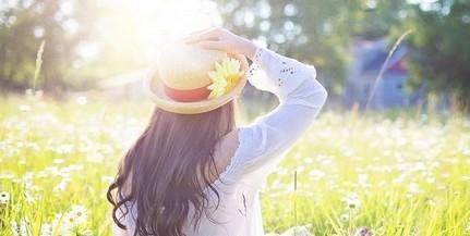 Marad a nyáriasan meleg időjárás, a héten még mindig harminc fok is lehet