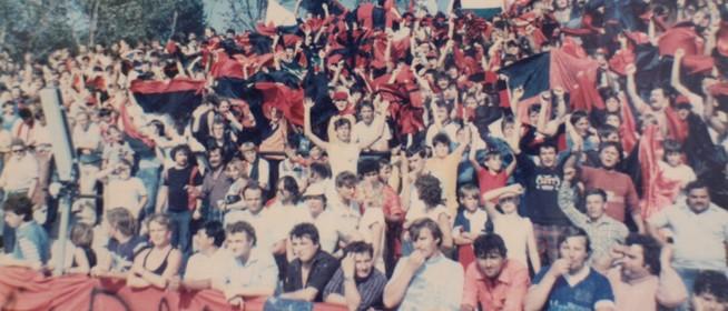 Ilyen is volt: tizennégyezer néző előtt győzte le a PMFC a Feyenoordot