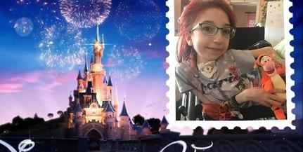 Valóra vált egy pécsi, gyógyíthatatlan kislány álma: látja Párizst és a tengert