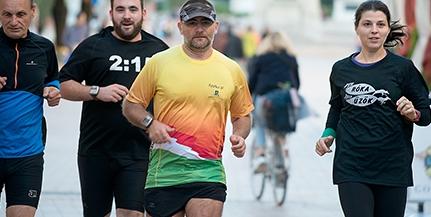 A futás mindenkié, vallja Papp F. Ferenc, aki a családját is a sportnak köszönheti