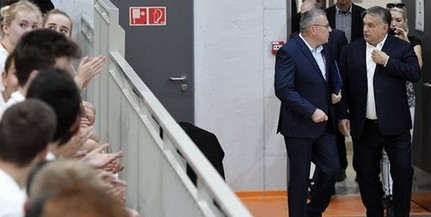 Orbán Viktor Pécsett: nem válhatunk az ellenfél játékszerévé, sosem alázhatnak meg bennünket