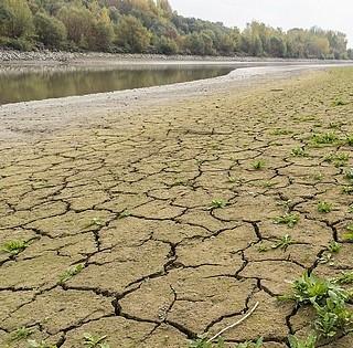Alig van víz a Duna medrében, szinte biztos, hogy megdől Mohácsnál is a negatív rekord