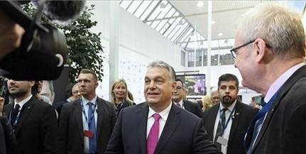 Európa a nemzetek Európája lesz vagy nem lesz, mondta Orbán Viktor Helsinkben