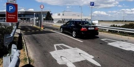 Hétköznapi rend van a közlekedésben, fizetni kell a parkolásért