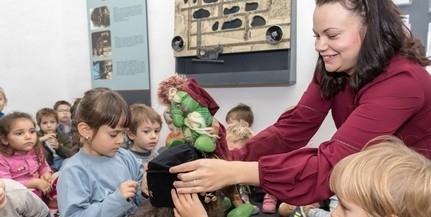 A családok éve program fontos része az óvodapedagógia