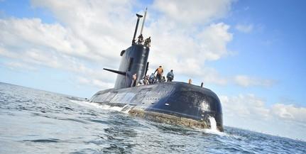 Megtalálták az elveszett argentín tengeralattjárót