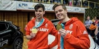 Díjazták az év egyetemi sportolóit: Burján Csaba és Knoch Viktor is elismerést kapott