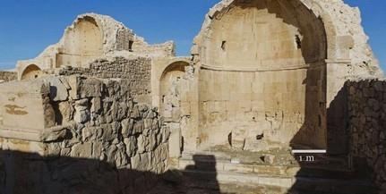 Korai Jézus-ábrázolásra bukkantak Izraelben