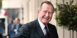 Elhunyt George H.W. Bush volt amerikai elnök
