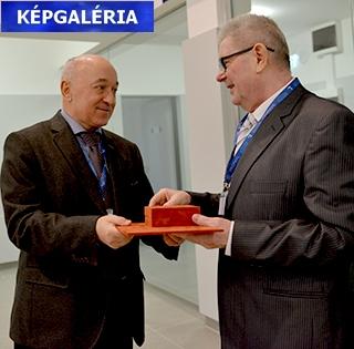 Átadták a Prophyl Kft. 700 millióból kialakított kutatóközpontját Mohácson - Képgaléria!