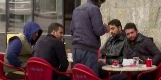 Migránsok ezreit fenyegeti kihűlés Boszniában