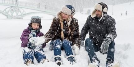 Figyelmeztetést adtak ki Baranyára a havazás miatt