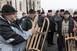 Szánkókat vitt a Gyimes Völgye Férfikórus a Kossuth térre