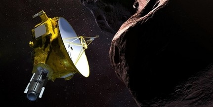Az eddigi legtávolabbi égitestet közelítheti meg a NASA űrszondája