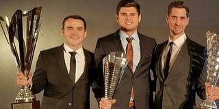 Michelisz Norbertet választották a legjobb autóversenyzőjének, csapatát is díjazták