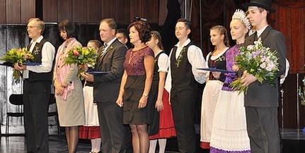 Baranyaiak is elismeréseket vehettek át a németek országos gáláján