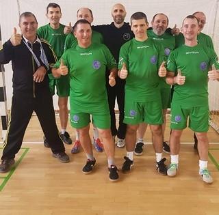 A pályán is oktattak: a Kodály Gimnázium csapata nyerte a tanári foci kupát