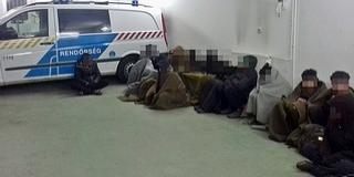 Huszonnégy migránst fogtak el Bács-Kiskun megyében