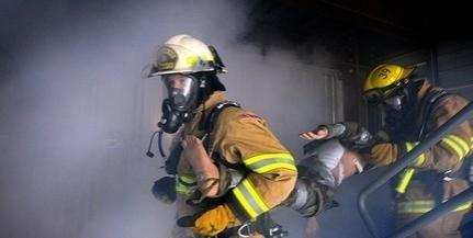 Lángolt egy családi ház tetőszerkezete Pécsett