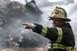 Lángolt egy lakóház tetőszerkezete egy baranyai faluban