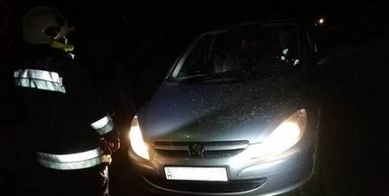 Megviccelt egy családot a GPS, egy párhónapos csecsemővel elakadtak a Mecsekben