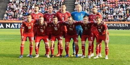 Szlovák-magyar: az összes jegy elfogyott a vendégszektorba
