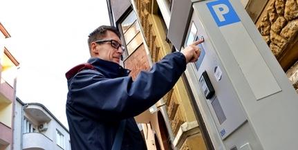 Élesben is vizsgáztak az új pécsi parkolóautomaták: kevés a panasz a működésükre