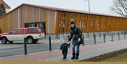 Tavasszal már ismét vásárolhatunk a teljesen felújított uránvárosi piacon