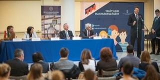 A PTE-n is elindult a Tanítsunk Magyarországért mentorprogram