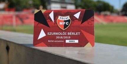 Már megvásárolhatóak a bérletek a PMFC hazai meccseire