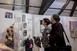 Japán antik gyermekkimonókból nyílt kiállítás Pécsen