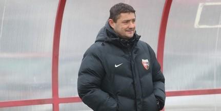 Vas László, a PMFC trénere szerint rajtra kész a csapat, a játékosok szeretnének bizonyítani