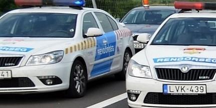 Elraboltak egy nőt a kisgyermekével Pécsről - A 6-os főúton fogták el a tetteseket