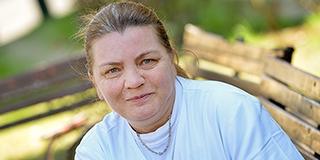 A nagycsaládos pécsi ápolónő, Mesnyi Éva, nem csak példakép, szuperhősnő is lehetne