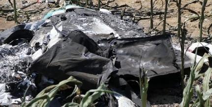 Pogányi légi baleset: megszüntették az eljárást, átesés miatt zuhant le a repülőgép