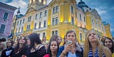 Több mint 13 ezer fiatal jelentkezett idén a Pécsi Tudományegyetemre
